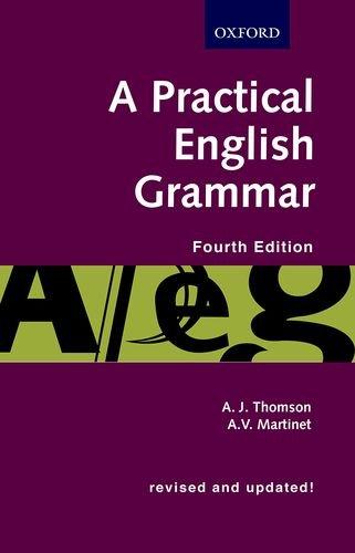 Practical English Grammar
