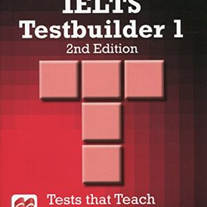 IELTS Testbuilder - 1 with Key