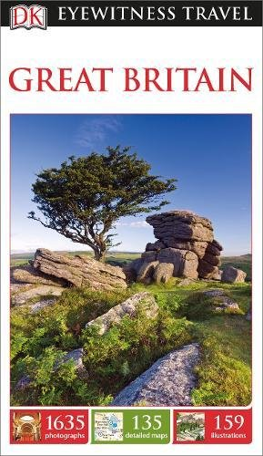 DK Eyewitness Travel Guide Great Britain (Eyewitness Travel Guides)