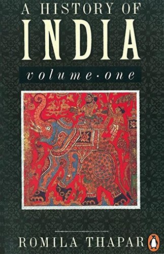 A History of India: Volume 1: 001