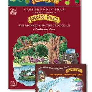 The Monkey and the Crocodile (Karadi Tales)