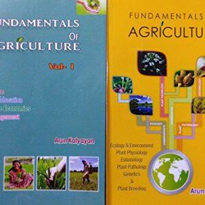 Fundamentals of Agriculture Vol.-1&2