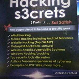 Hacking Secrets - A Practical Guide to learn HACKING
