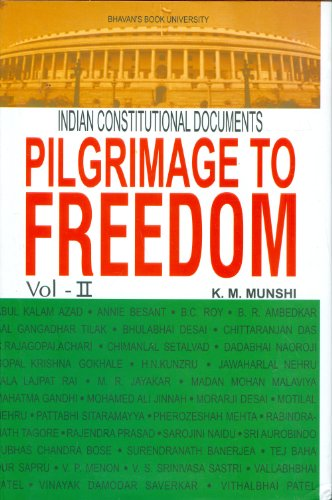 Pilgrimage To Freedom Vol - ll