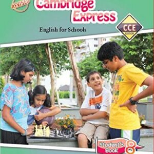 Cambridge Express Students Book 8 with Interactive CD