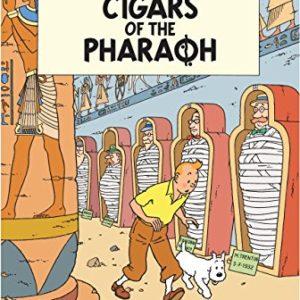 Cigars of Pharaoh (Tintin)