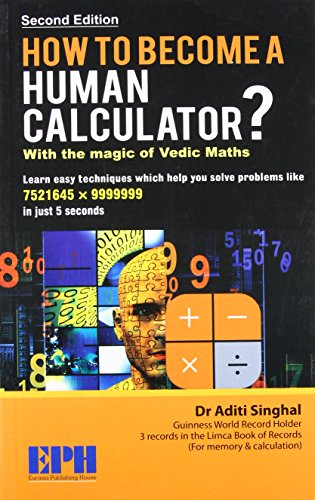 How to Become a Human Calculator ? With the Magic of Vedic Maths