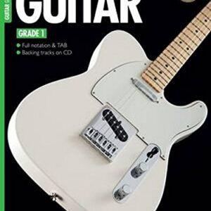 Rockschool Guitar Grade 1 (Book & CD)