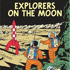 Tintin: Explorers on the Moon