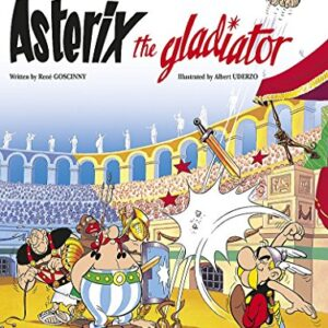 Asterix The Gladiator: Album 4