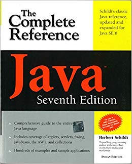 Java : The Complete Reference, Seventh Edition