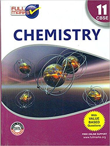 Chemistry Class 11 CBSE (2018-19)