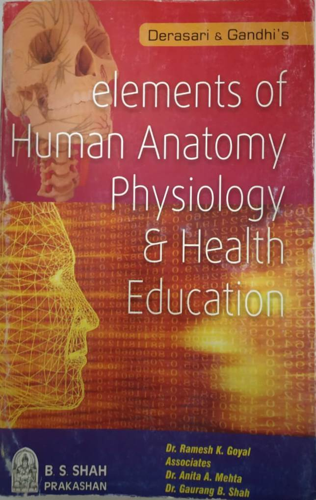Element of Human Anatomy Physiology & Health Education