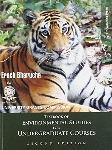 Textbook Of Environmental Studies For Undergraduate Courses, 2 Ed
