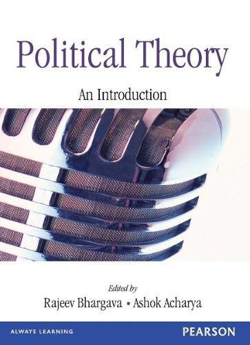 Political Theroy an Introducation