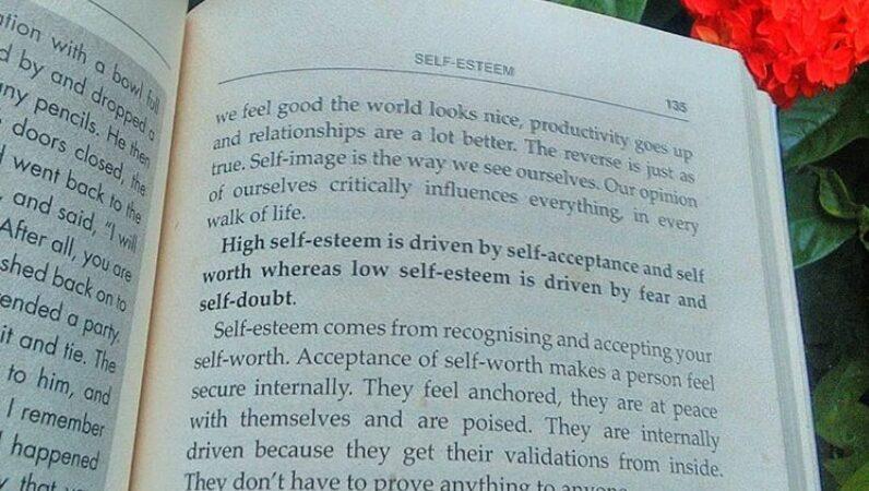 Feeling unworthy is not humility!