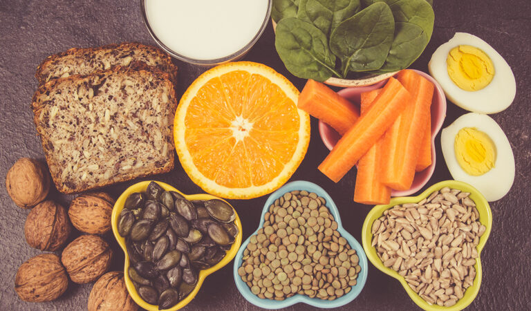 Vitamin B Complex and Health.