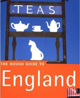 The Rough Guide to England 5 (Rough Guide Travel Guides)