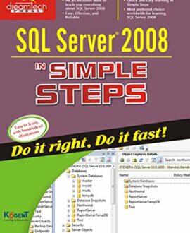 SQL Server 2008 In SIMPLE STEPS